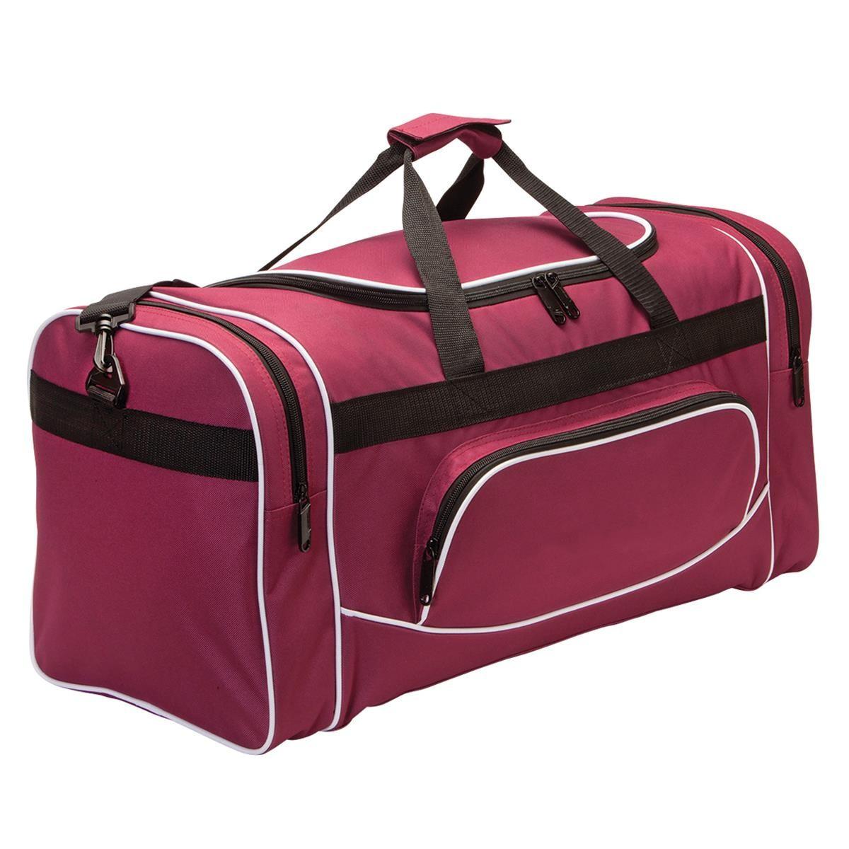 Ranger Sports Bag - Maroon