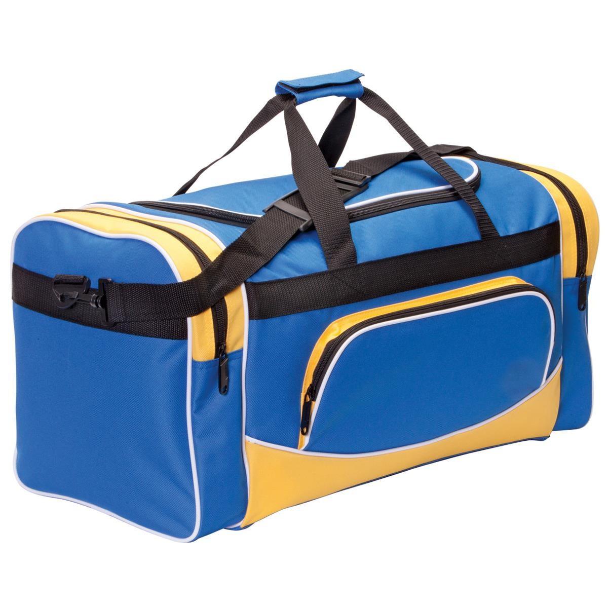Ranger Sports Bag - Royal & Gold