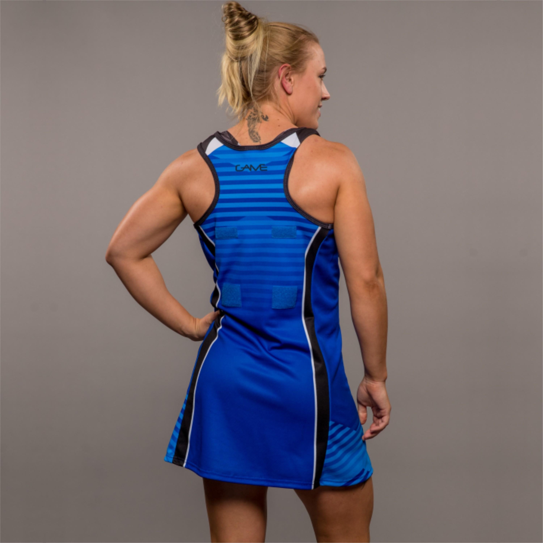 Hockey A-Line Dress