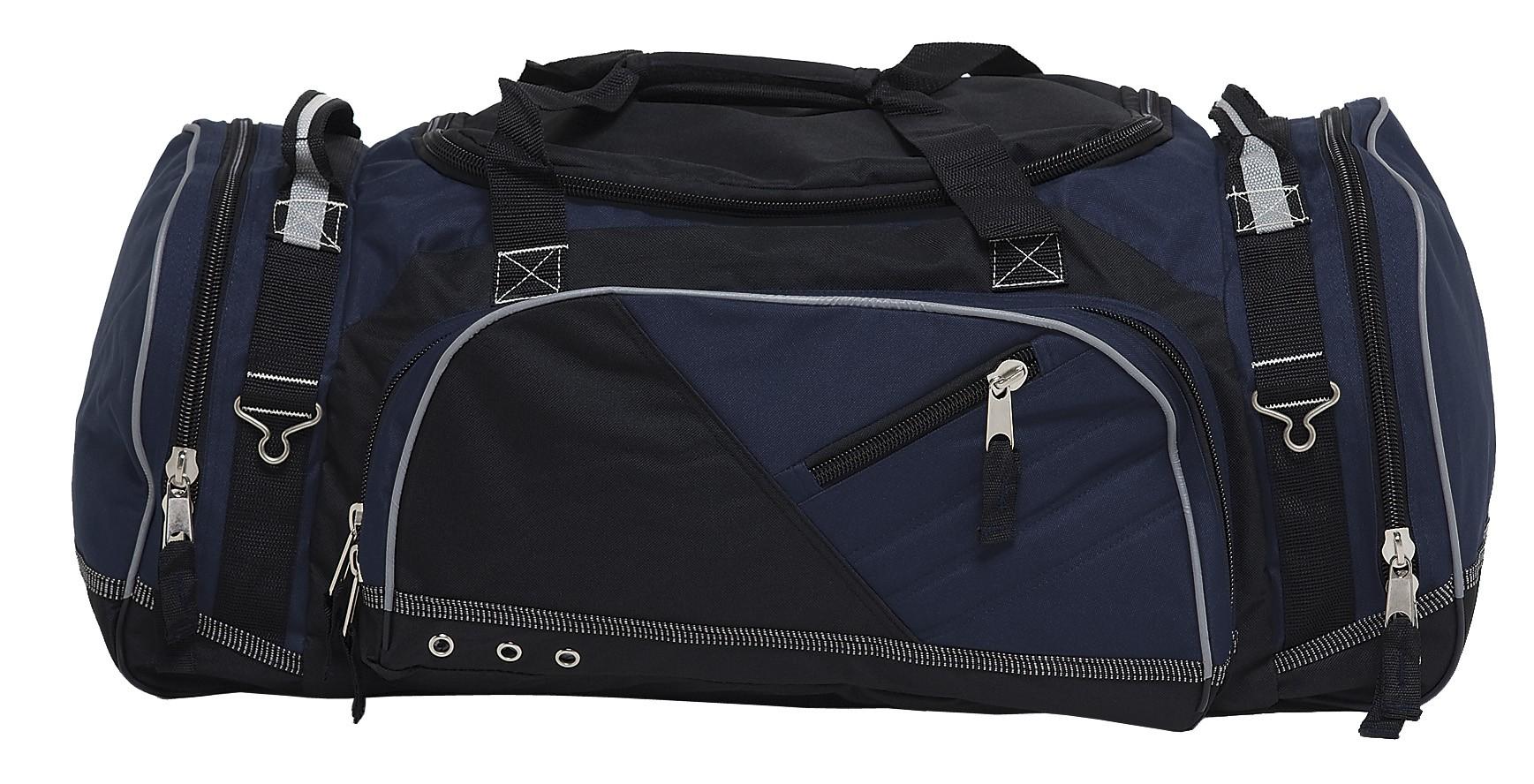 Recon Sports Bag - Black & Navy