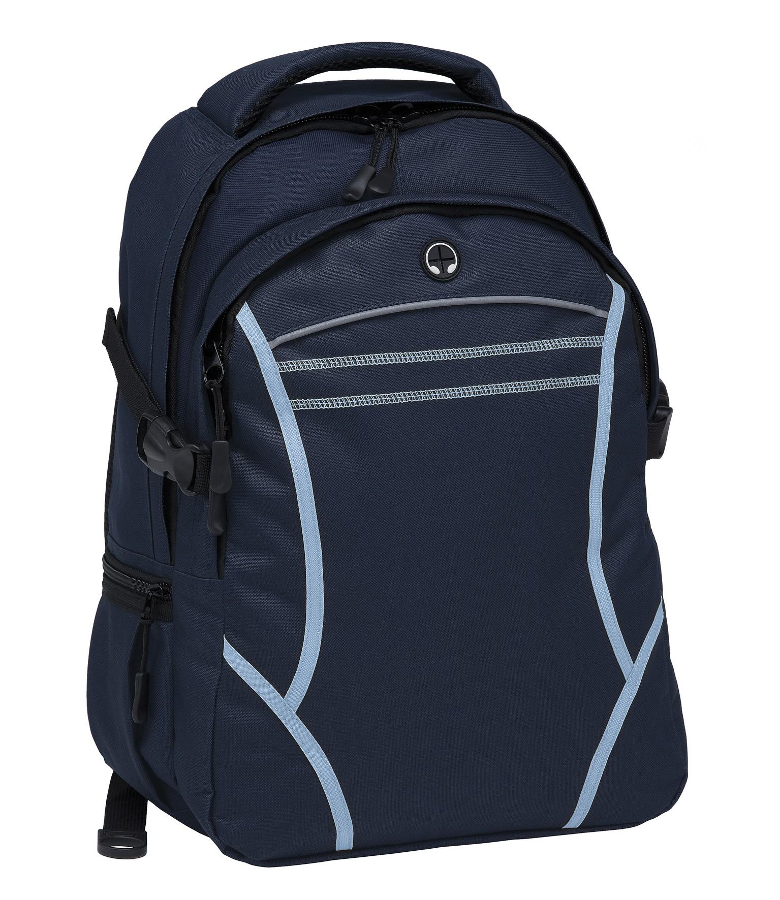 Reflex Backpack - Navy & Sky