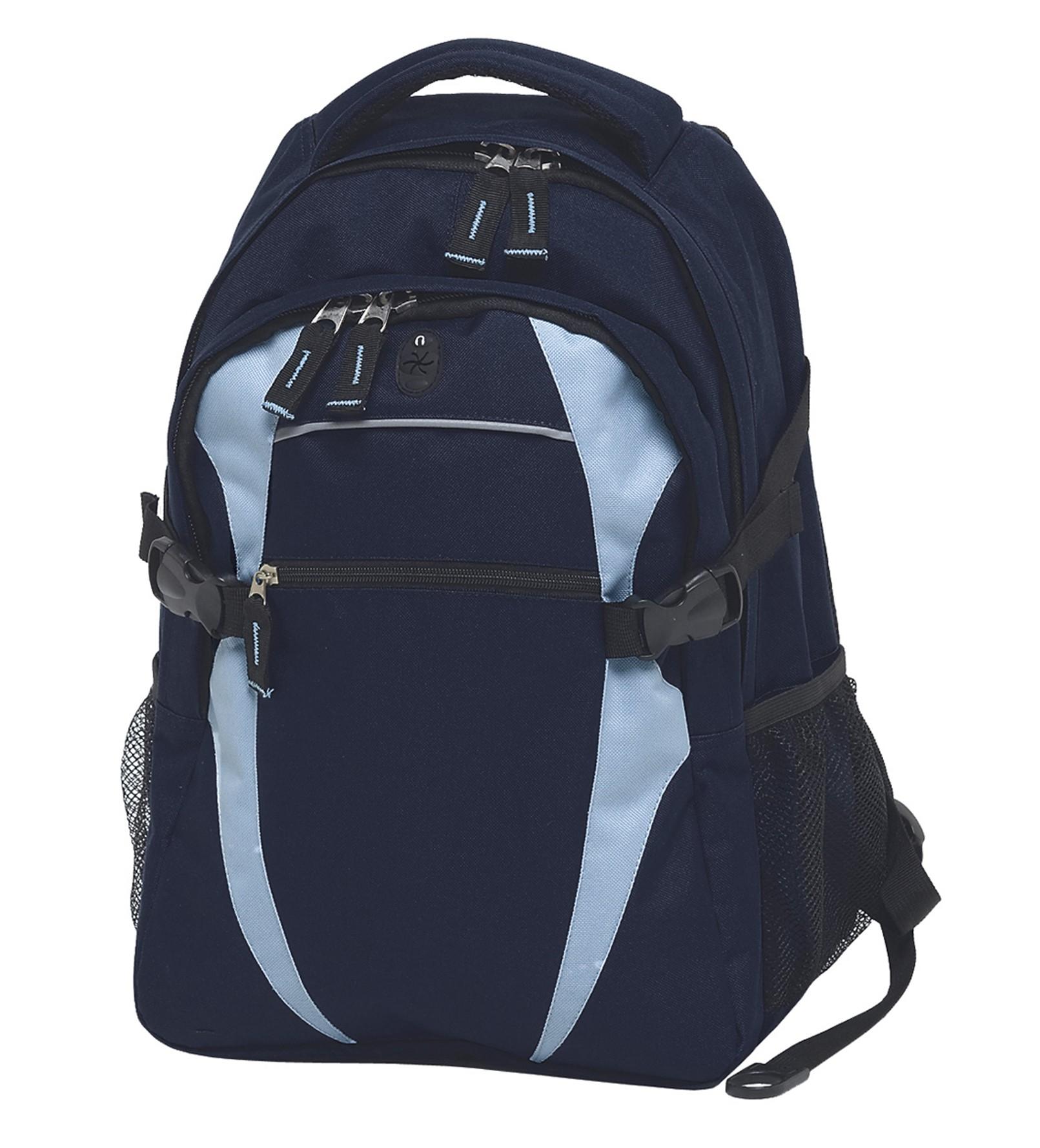 Spliced Zenith Backpack - Navy & Sky