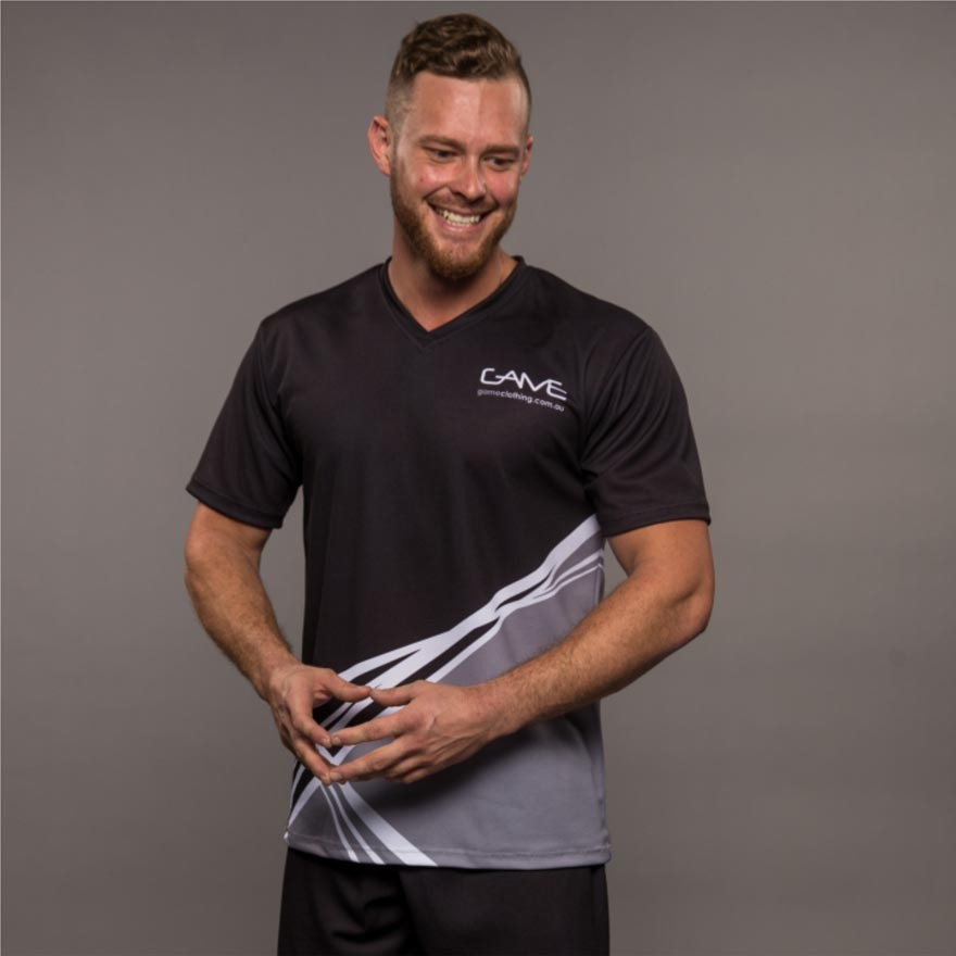 Athletics Short Sleeve Tee