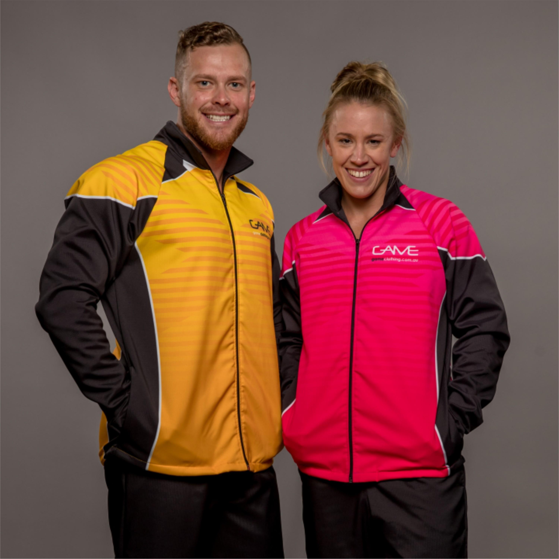 AFL Tracksuit Jacket
