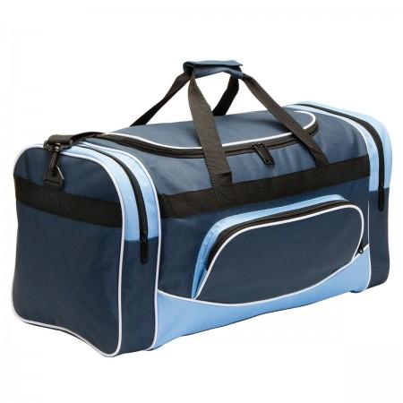 Ranger Sports Bag - Navy & Sky