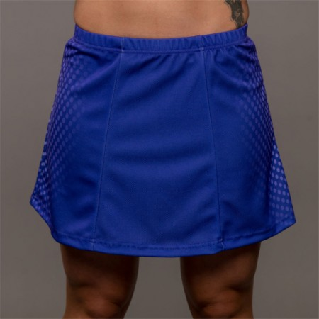 Bowling A-Line 6 Panel Skirt