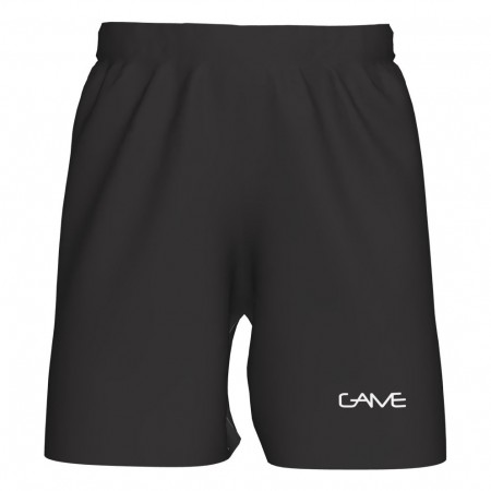 Black School Sport Shorts