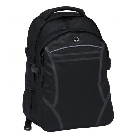Reflex Backpack - Black & Charcoal