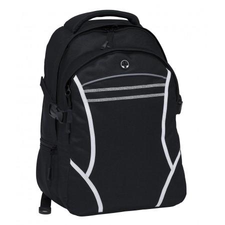 Reflex Backpack - Black & White