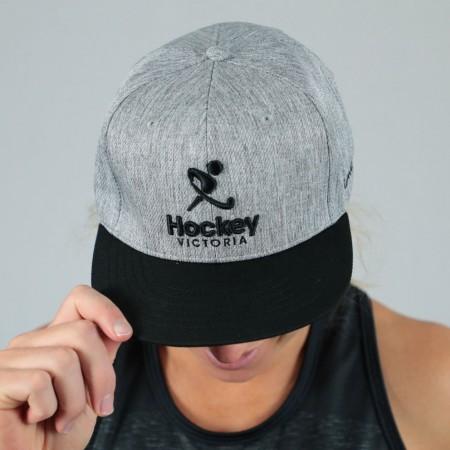 Hockey Victoria Grey Snapback Cap