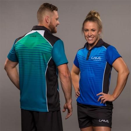 Rugby League Short Sleeve Polo