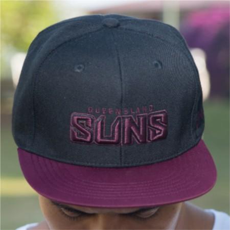 Queensland Suns Snapback Cap