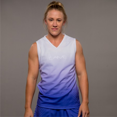 Athletics V-Neck Singlet