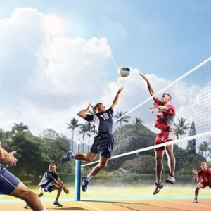 3 Exercise tips for getting volleyball fit